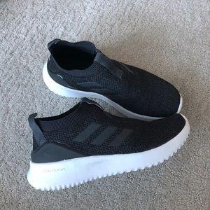 Adidas black cloud foam ultimafusion sneakers